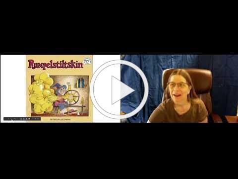 Live Library Storysigning (recorded): Rumpelstiltskin