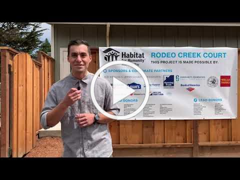 Rodeo Creek Court 30 & 40 Home Dedications