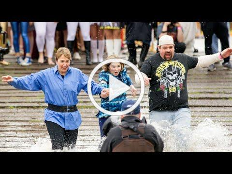 Polar Plunge goes virtual for 2021