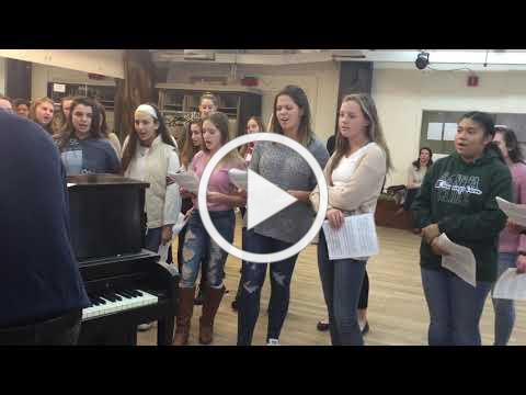 OLMA Sings on Broadway