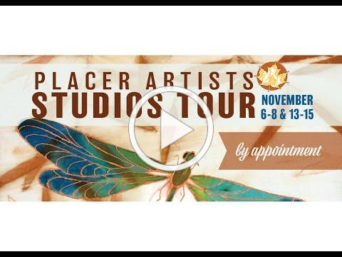 Placer County Studio Arts Tour 2020 - Artists Showing Together