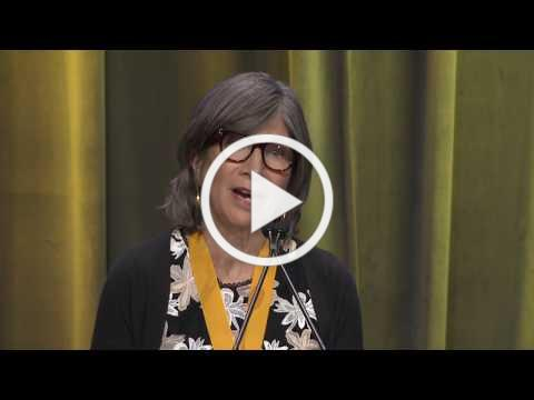 Anna Quindlen's remarks at the 2019 Golden Thread Gala