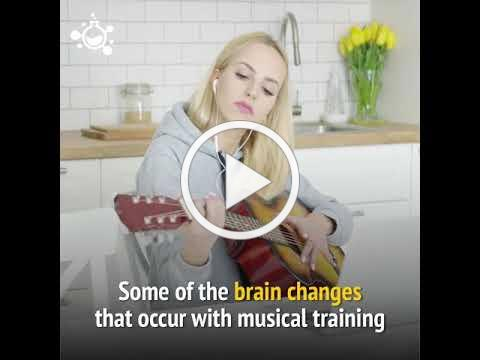 Playing A Musical Instrument Makes You Smarter