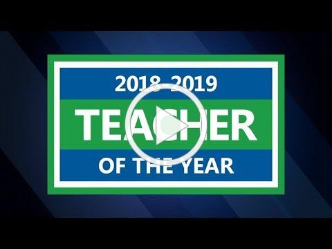 BCSS Teacher of the Year 2018 19