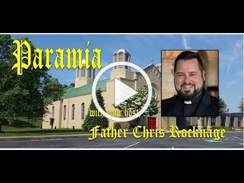 Paramia Theophany Book of Exodus, Ch 14