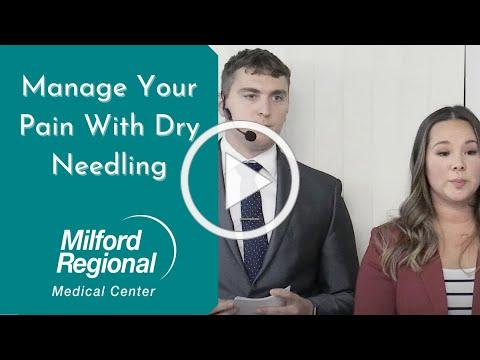 Managing Pain with Dry Needling