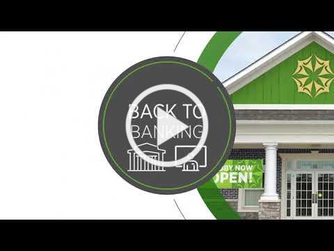Back to Banking - Financial Institution Solutions by QRG