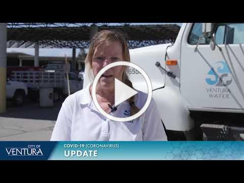 Ventura Water General Manager- Your Tap Water is Safe to Drink