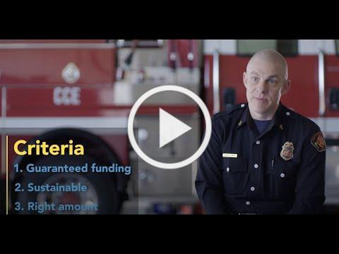 ECCFPD Criteria to a Sustainable Solution