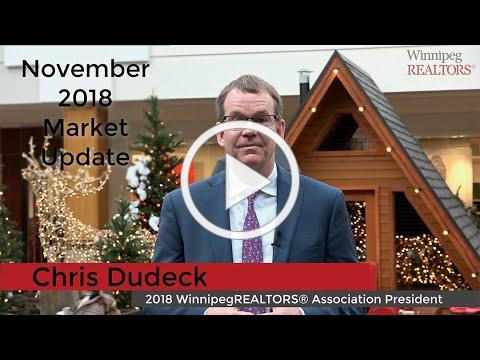 November 2018 Real Estate Market Update - WinnipegREALTORS®