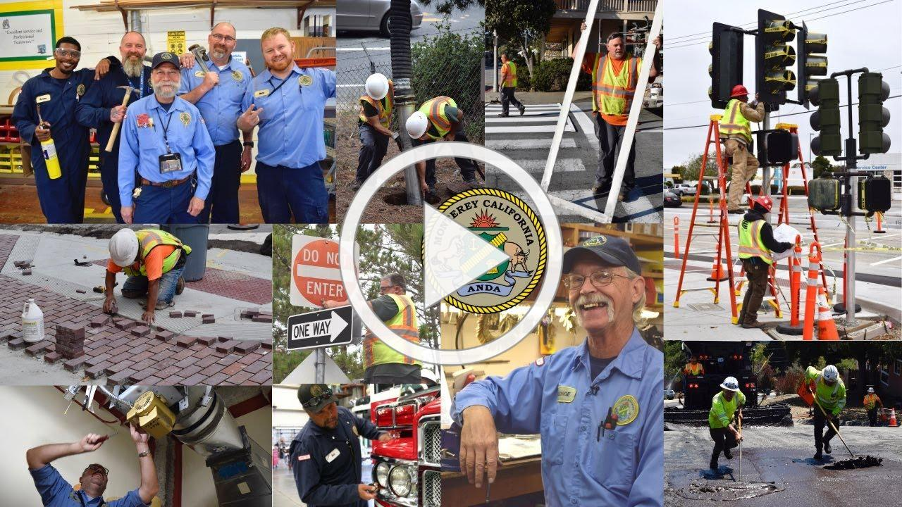 National Public Works Week: Projects in Monterey, California