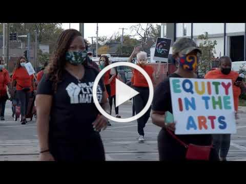 Maywood Fine Arts Walk for Equity and Opportunity in the Arts