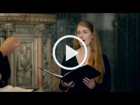 If ye love me - Tallis - Tenebrae conducted by Nigel Short