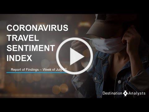 Coronavirus Travel Sentiment Index - July 7th Webinar