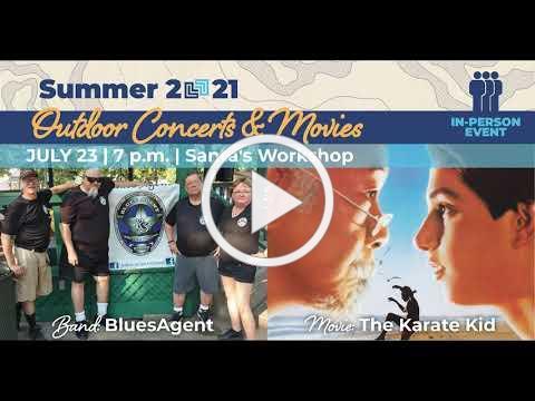 Concert & Movie site