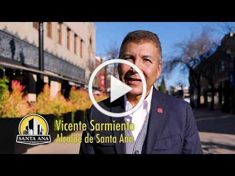 Protege Santa Ana: Un mensaje de la Ciudad de Santa Ana, el Distrito Escolar y Nuestra Comunidad