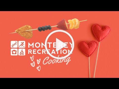 Monterey Recreation Presents: Valentine's Day Cupid Arrow Demo ❣️