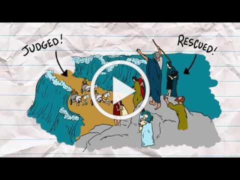 THE BRONZE SERPENT BIBLE STORY | Kids on the Move