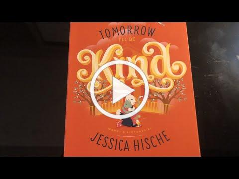Bedtime with Clio - Tomorrow I'll Be Kind by Jessica Hische