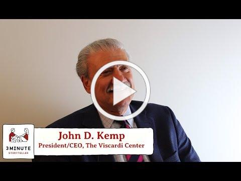 JOHN D. KEMP, President & CEO of The Viscardi Center and Henry Viscardi School