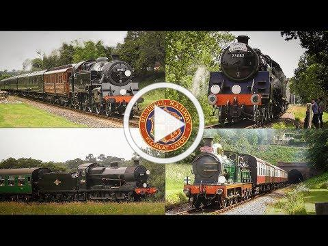 Summer on 'The Bluebell Railway' | May - August 2019