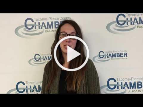 Chamber Staff Spotlight: Alyssa