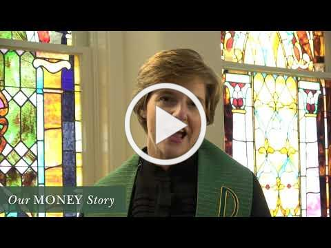 Our Money Story Generosity 2020