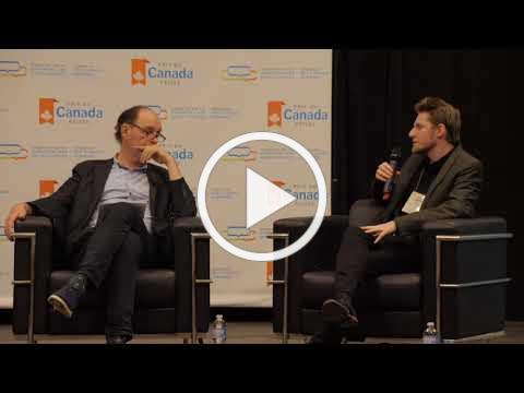Prix du Canada 2018 : Lauréat Alex Gagnon