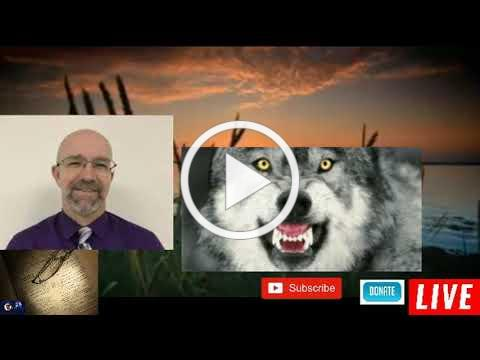 Pastor Dan Coverstone Dream of Wolves Coming