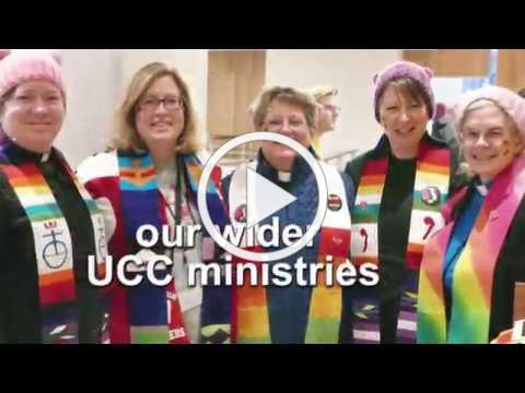 OCWM 2019 - Our Church's Wider Mission - The Life Blood of the UCC