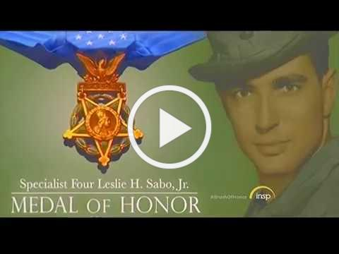 Brush of Honor - Leslie H. Sabo, JR.