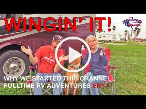 Wingin' It Wednesday!, Episode 1 | RV Texas Y'all