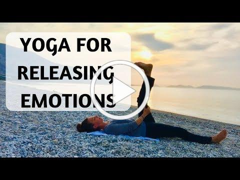 YIN YOGA FOR RELEASING EMOTIONS - YOGA WITH MEDITATION MUTHA