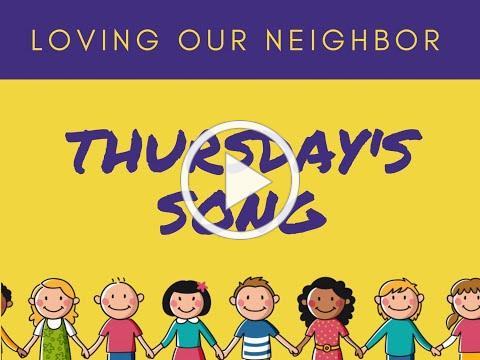 VBS 2020 Thursday Song/Friendship