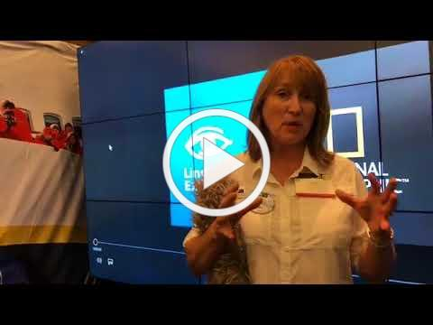 Lesa Bain talks Lindblad's Wellness Cruise to Baja