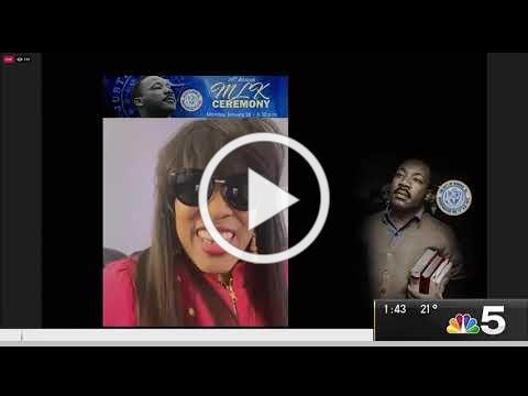 NBC5 Chicago: Aurora Remembers MLK