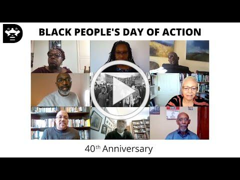 Black People's Day of Action: The Race Today Collective Reunite 40 years on