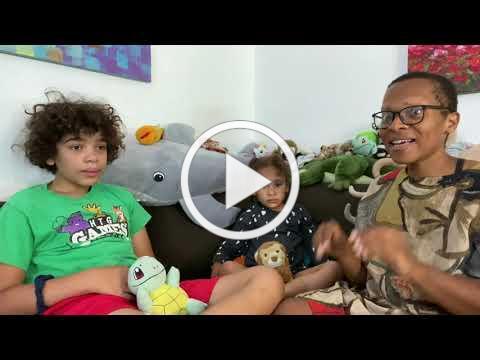 Stillness - (Mindful Moments with Kids)