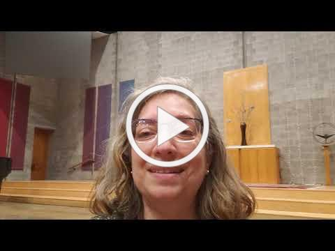 Hey Kim, what do you love about your job at First Unitarian?