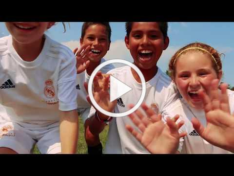 Real Madrid Foundation Clinics U.S.A.