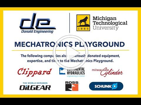 Mechatronics Playground, Department of Applied Computing