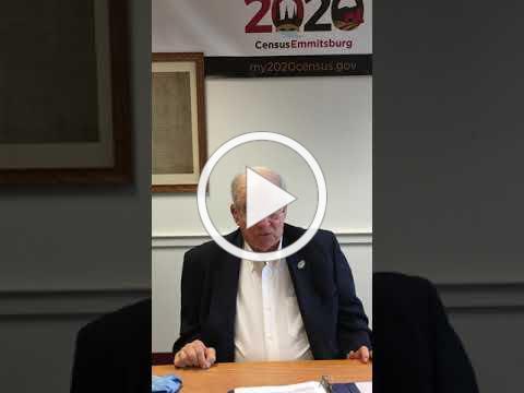 Mayor Briggs Census 2020
