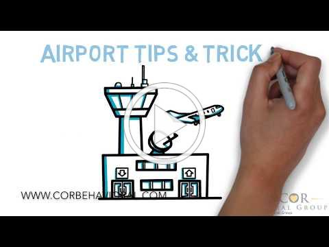 The COR Behavioral Group: Airport Tips & Tricks for Kids with Special Needs