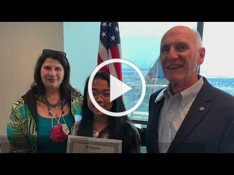 Kiwanis Club of Tampa 2021 Scholarship Recipients
