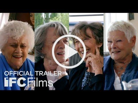 Tea With The Dames - Official Trailer I HD I Sundance Selects