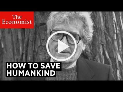 How to save humankind (according to James Lovelock) | The Economist
