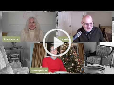 VCCA Fireplace Series 16: Susan Jamison and Eric Weiner