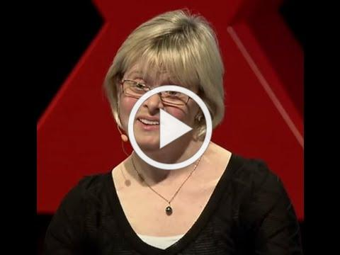 I have one more chromosome than you. So what? | Karen Gaffney | TEDxPortland