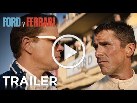 FORD v FERRARI   Official Trailer 2 [HD]   20th Century FOX