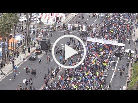 Marathon Branding Bonanza at 23 rd Annual Surf City USA Marathon 2019